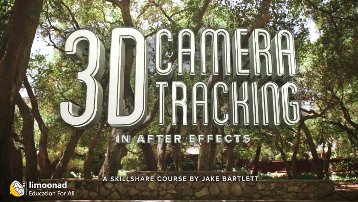 آموزش حرفه ای ترکینگ سه بعدی در افتر افکت - 3D Camera Tracking