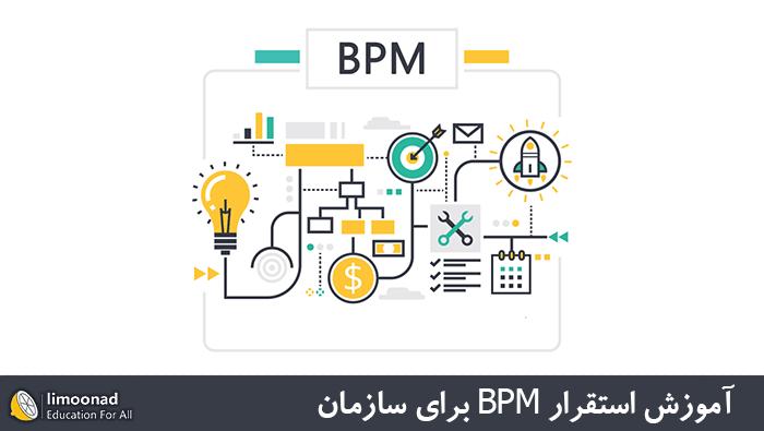 آموزش مدیریت فرآیند کسب و کار - استقرار BPM برای سازمان