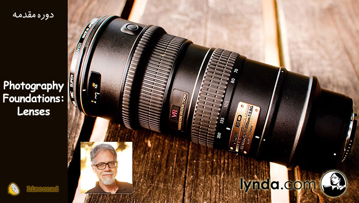 آموزش انواع لنزهای دوربین عکاسی - شناخت،کاربرد و نگهداری