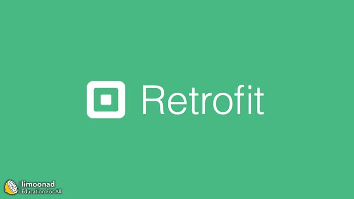 فیلم آموزش رتروفیت Retrofit در اندروید برای ارتباط با سرور