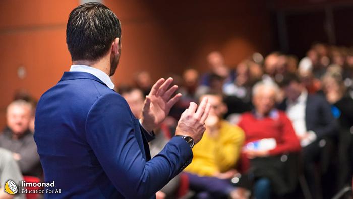 آموزش سخنرانی و فن بیان برای افزایش جذابیت سخنرانی