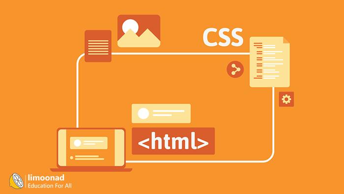 آموزش طراحی ظاهر سایت با Html و Css