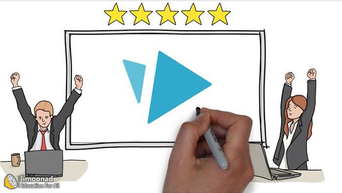 آموزش ویدیو اسکرایب برای ساخت انیمیشن تبلیغاتی