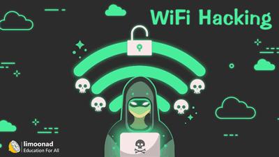 آموزش هک وای فای با پایتون