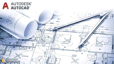 آموزش ترسیم پلان با اتوکد - پروژه ترسیم پلان معماری ساختمان