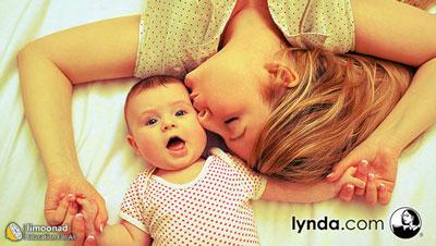 آموزش عکاسی از نوزاد - دوبله فارسی از لیندا