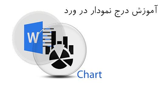 آموزش درج نمودار در ورد ۲۰۱۳