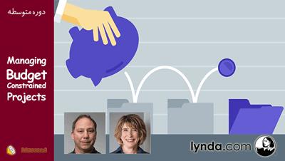 آموزش مدیریت پروژه با محدودیت بودجه در ms project 2016 - دوبله لیندا