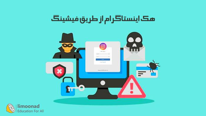 آموزش ساخت صفحه فیشینگ اینستاگرام