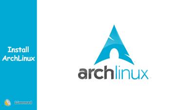 فیلم آموزش نصب آرچ لینوکس - با میز کار XFCE و KDE