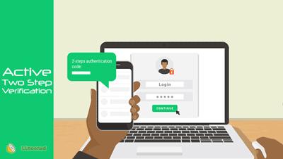 فیلم آموزش فعال سازی تایید دو مرحله ای جیمیل برای افزایش امنیت ایمیل
